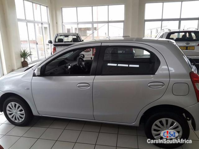Picture of Toyota Etios 1.5 Xs Manual 2016