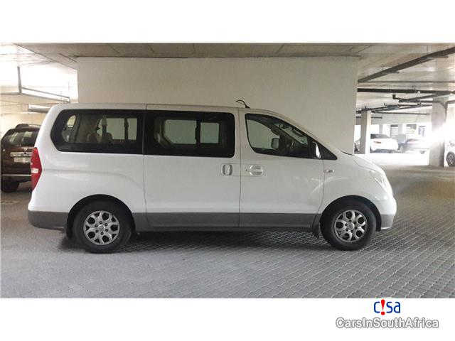 Picture of Hyundai H-1 2.5 Wagon VGT Automatic 2012