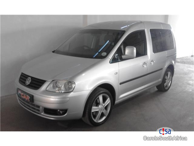 Picture of Volkswagen Caddy Kombi 1.9 TDI Life Manual 2009