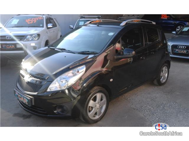 Pictures of Chevrolet Spark Manual 2012