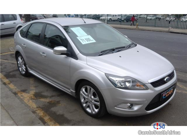 Picture of Ford Focus 1.8 Ambiente Manual 2009