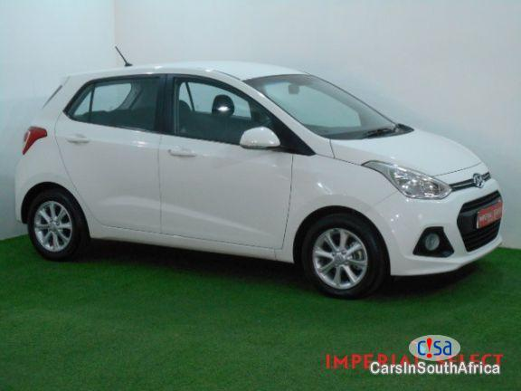 Picture of Hyundai i10 1.2 Fluid Manual 2016