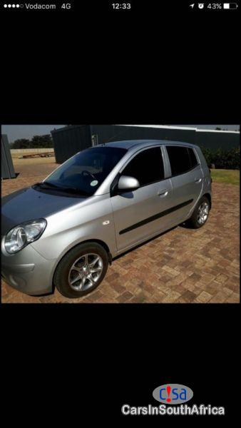 Pictures of Kia Picanto 1,1 LS Manual 2009