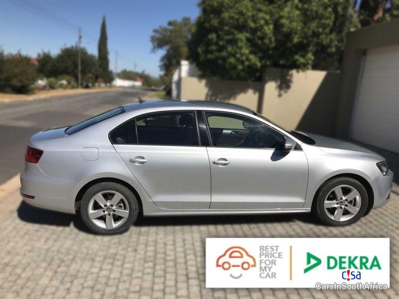Picture of Volkswagen Jetta VI 1.2 TSi TRENDLINE Manual 2012