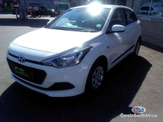 Picture of Hyundai i20 Manual 2016