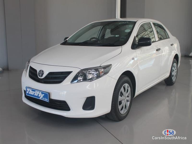 Picture of Toyota Corolla Quest 1.6 Manual 2016