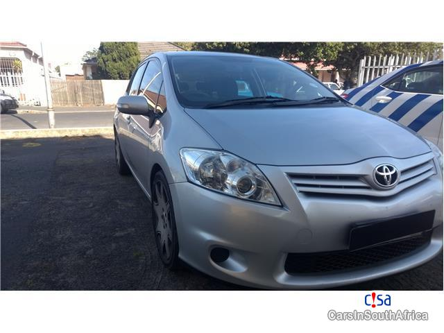 Picture of Toyota Auris Manual 2012