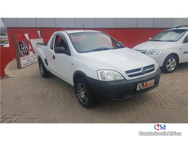 Picture of Opel Corsa Utility 1.4 Manual 2008
