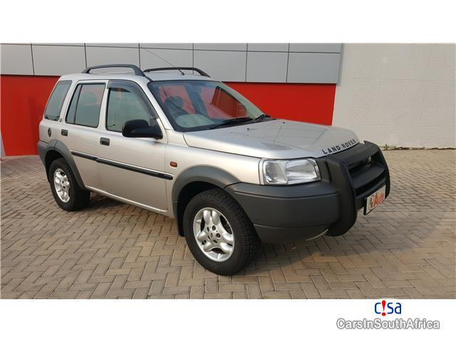 Picture of Land Rover Freelander 2.5 V6 Automatic 2001