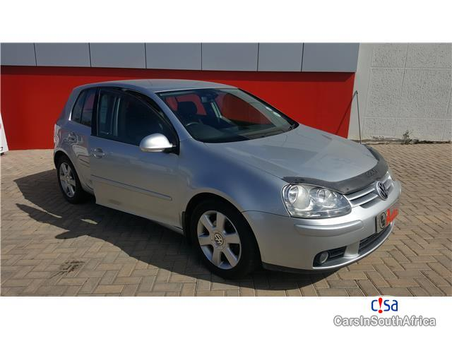 Picture of Volkswagen Golf 2.0 TDi Automatic 2005