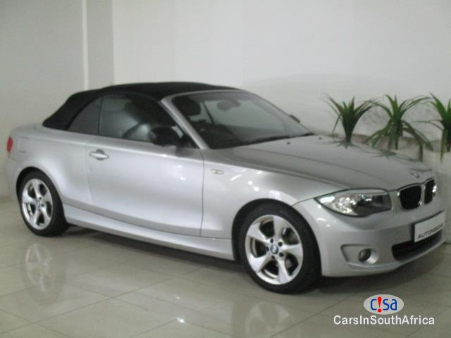 Picture of BMW 1-Series 120i Convertible Steptronic Automatic 2011