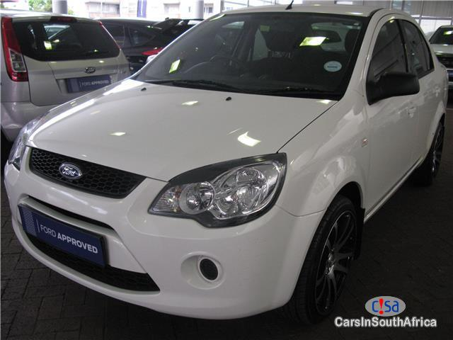 Pictures of Ford Ikon 1.6 Ambiente Manual 2014