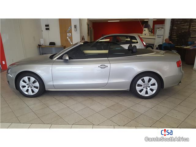 Picture of Audi A5 Cabriolet 3.2 FSI Quattro S-Tronic Automatic 2009