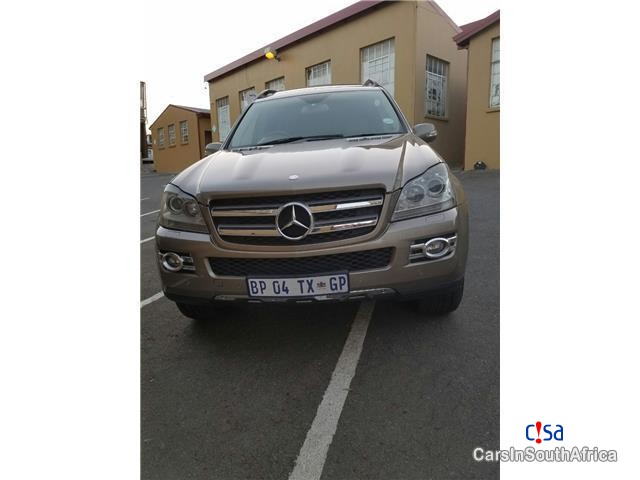Picture of Mercedes Benz GL-Class GL 500 Automatic 2008