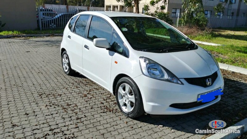 Picture of Honda Jazz 1.3 LX Automatic 2009