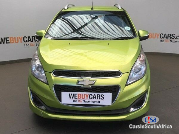 Picture of Chevrolet Spark 1.2 LT Manual 2013