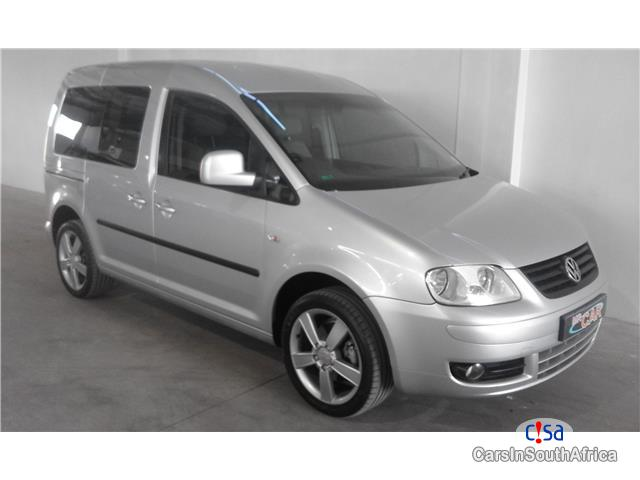 Volkswagen Caddy Kombi 1.9 TDI Life Manual 2009