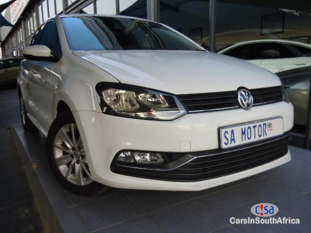 Volkswagen Polo 1.2TSI Comfortline Manual 2014