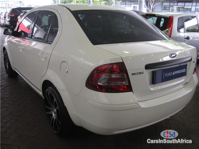 Ford Ikon 1.6 Ambiente Manual 2014 in Western Cape