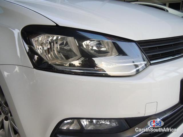 Volkswagen Polo 1.2TSI Comfortline Manual 2014 in South Africa