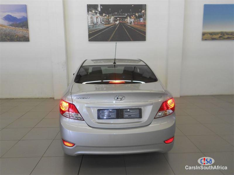 Hyundai Accent 1.6 GL Manual 2013 in South Africa
