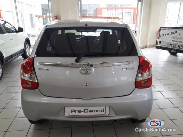 Picture of Toyota Etios 1.5 Xs Manual 2016 in Western Cape