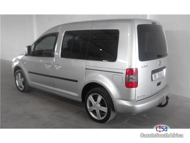 Picture of Volkswagen Caddy Kombi 1.9 TDI Life Manual 2009 in South Africa