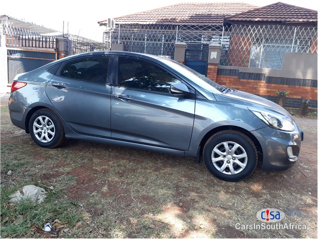 Picture of Hyundai Accent 1.6 GL Manual 2013 in South Africa