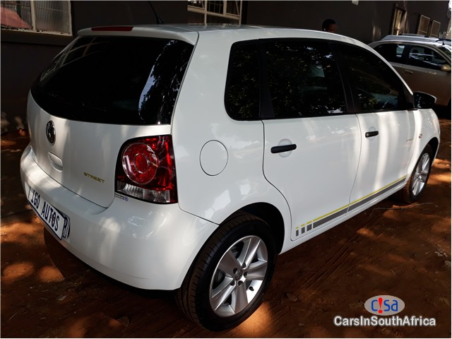 Picture of Volkswagen Polo Vivo Hatch 1.4 Street Manual 2016 in South Africa