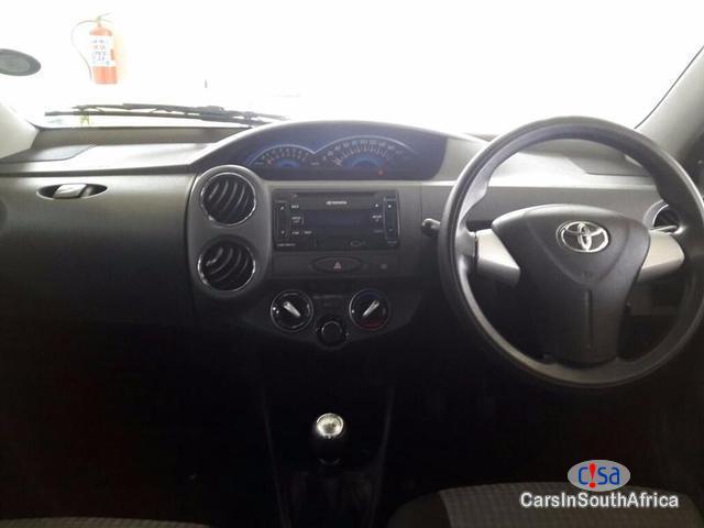 Toyota Etios 1.5 Xs Manual 2016 in Western Cape - image