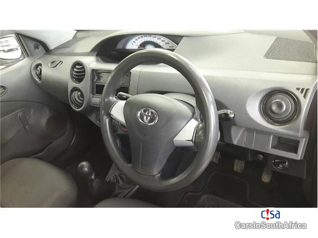 Toyota Etios 1.5 Xi Manual 2012 in Western Cape - image