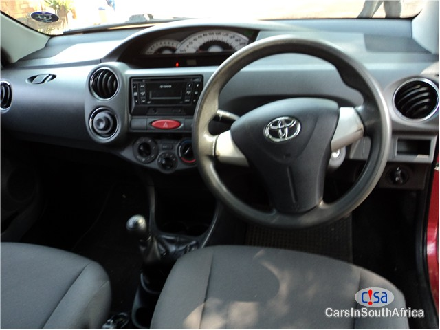 Toyota Etios 1.5 Xs Manual 2013 in South Africa - image