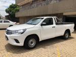 Toyota Hilux 2.4L Manual 2017