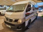 Nissan NV350 2.5 Manual 2015