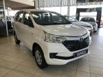 Toyota Avanza 2.0 Manual 2016