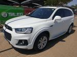 Chevrolet Captiva 2.4 Automatic 2016