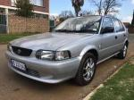 Toyota Tazz Manual 2004