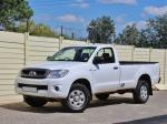 Toyota Hilux 2.5 Manual 2011