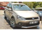 Volkswagen Polo Cross 1.2lt Manual 2016