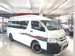 Toyota Quantum 2.5D-4D Sesfikile Manual 2018