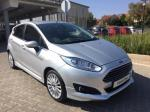 Ford Fiesta Manual 2016