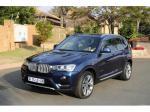 BMW X3 Automatic 2014