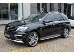 Mercedes Benz M-Class 3.0 Automatic 2016