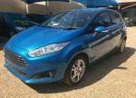 Ford Fiesta Automatic 2014