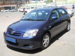 Toyota Runx 160 RS Manual 2006