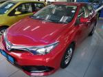 Toyota Auris 1 3 Manual 2016