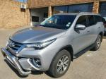 Toyota Fortuner 2.8 GD-6 Automatic 2018