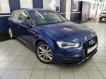 Audi A3 Automatic 2014
