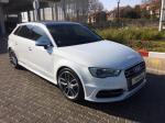 Audi A3 2.0ltr Petrol Automatic 2015