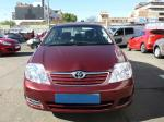 Toyota Corolla 160i GLE Manual 2007